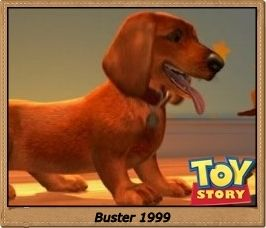 Buster de Toy Story