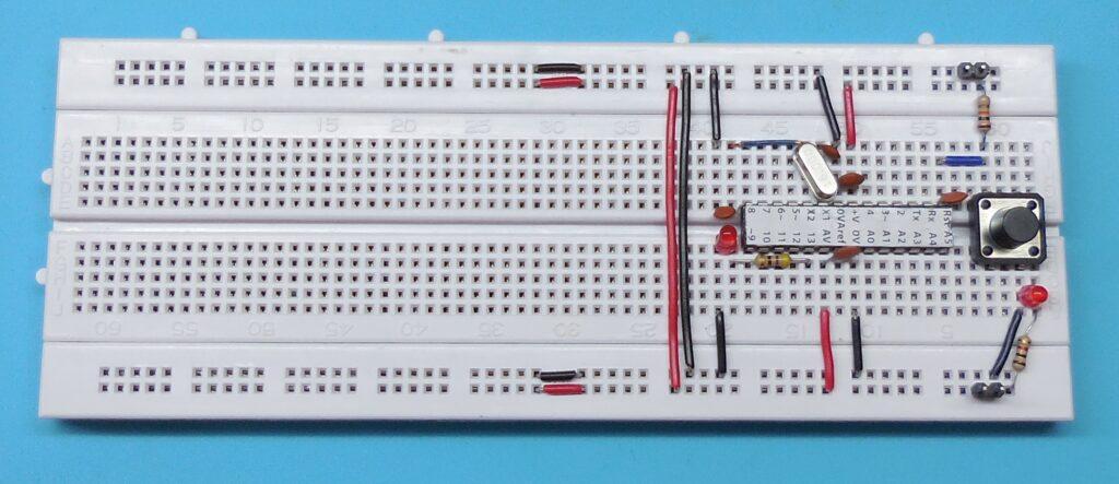 Arduino Standalone concluído